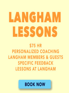 Langham Huntington Hotel Tennis Lessons Private Spa Chuan Spa