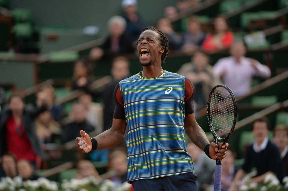 Monfils Great Victory #RG13