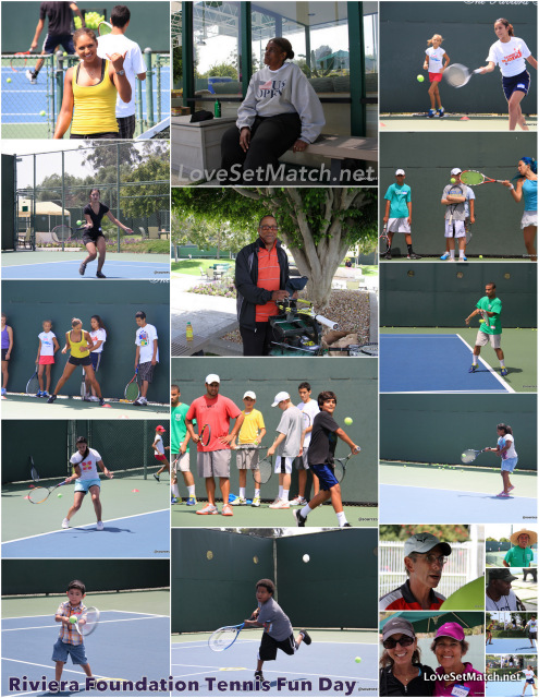 Riviera Tennis Day