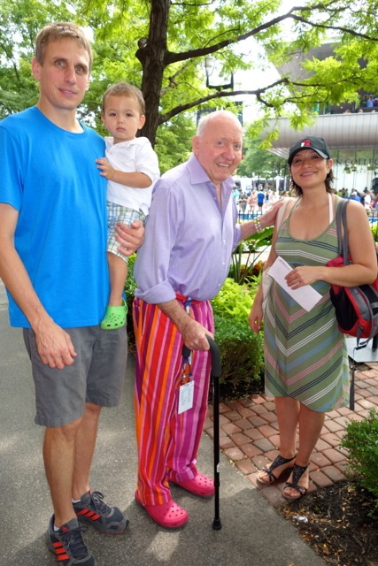 Bud Collins photo