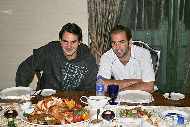 Federer thanksgiving