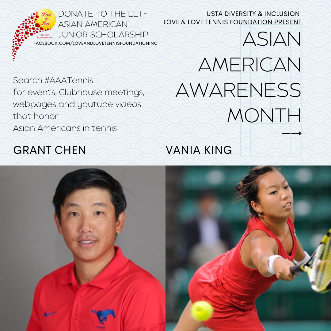 Complete Guide to Asian-American Tennis Players